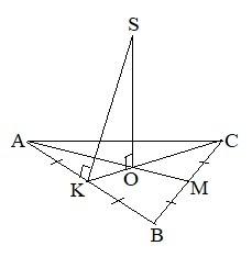 Задача 7 (Відстань від точки до прямої)